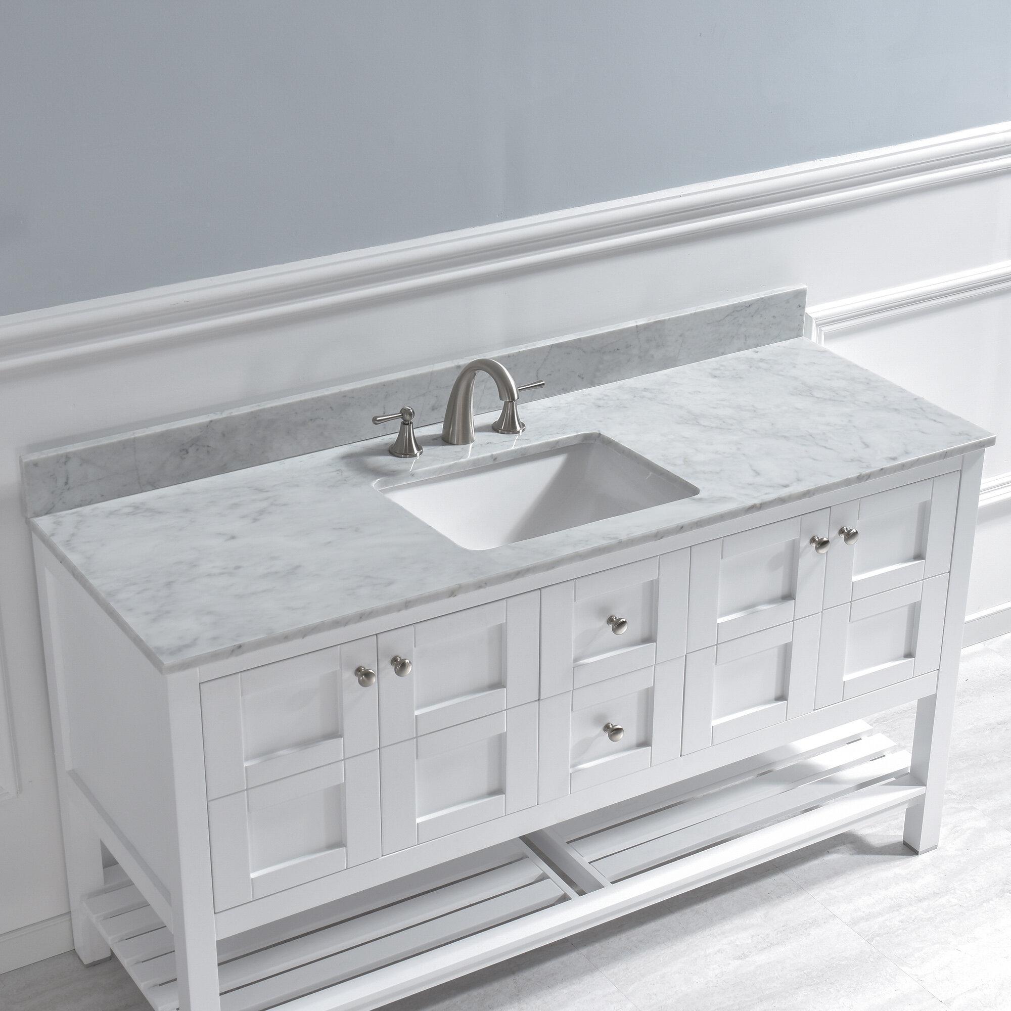 Woodbridge 61 Single Bathroom Vanity