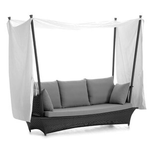 Zen Tent Sofa with Cushions by 100 Essentials