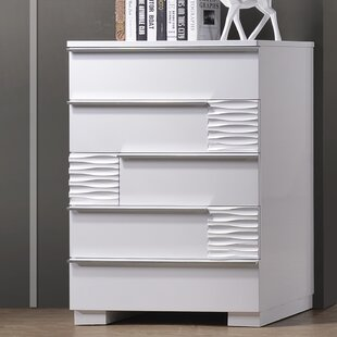 Latitude Run Forestport 5 Drawer Chest