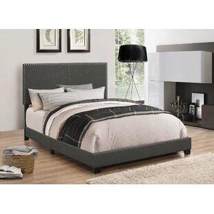 Charlton Home Dougan Upholstered Panel Bed