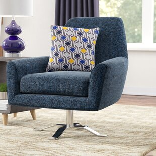 Compare prices Swivel Armchair by Orren Ellis Reviews (2019) & Buyer's Guide