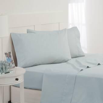 Eider Ivory Hapeville 200 Thread Count Egyptian Certified Cotton Sheet Set Reviews Wayfair