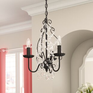 House of Hampton Archway 3-Light Candle S..