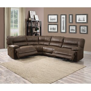 Faustino Reclining Sectional by Red Barrel S..