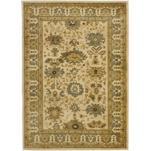 Nellwyn Cream Area Rug By Lauren Ralph