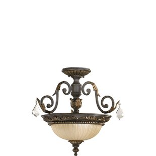 Astoria Grand Ancram Convertible Inverted Pendant
