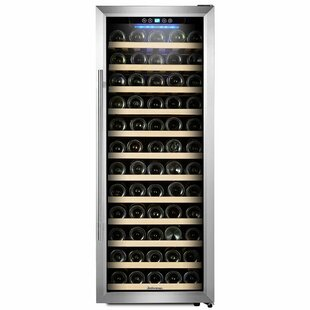 80 Bottle Single Zone Freestanding Wine Cooler