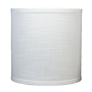 Classic 10 Linen Drum Lamp Shade