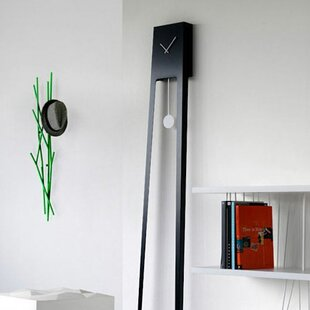 Tiuku Grandfather Clock by Hokku Designs