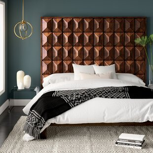 Mccaskill Panel Headboard by Mercury Row