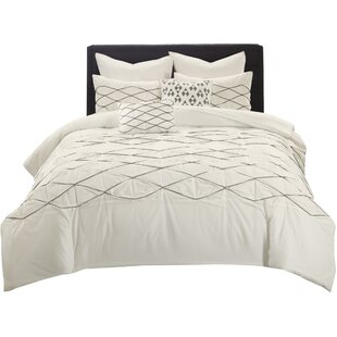 Comeau Cotton 7 Piece Comforter Set by Mercer41