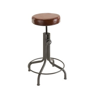 Sedgefield Height Adjustable Bar Stool By Williston Forge