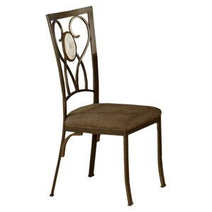 Boundary Bay Oval Back Side Chair (Set of 2) by Red Barrel Studio