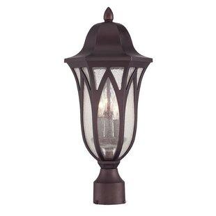 Fleur De Lis Living Besaw 3-Light Lantern Head