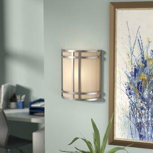Trend Rybicki 2-Light Wall Sconce By Latitude Run