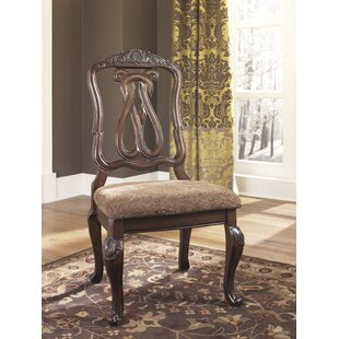 Castlethorpe Side Chair (Set of 2) Astoria Grand