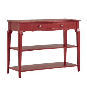 Red Console Sofa Tables Youll Love Wayfair