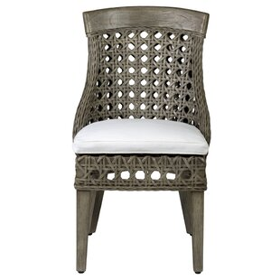 Rashad Side Chair by Bay Isle Home Great Reviews
