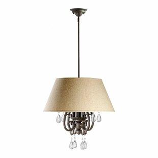 Astoria Grand Serpa 4-Light Cone Pendant