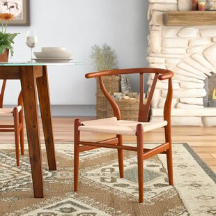 Norvin Solid Wood Dining Chair by Union Rustic
