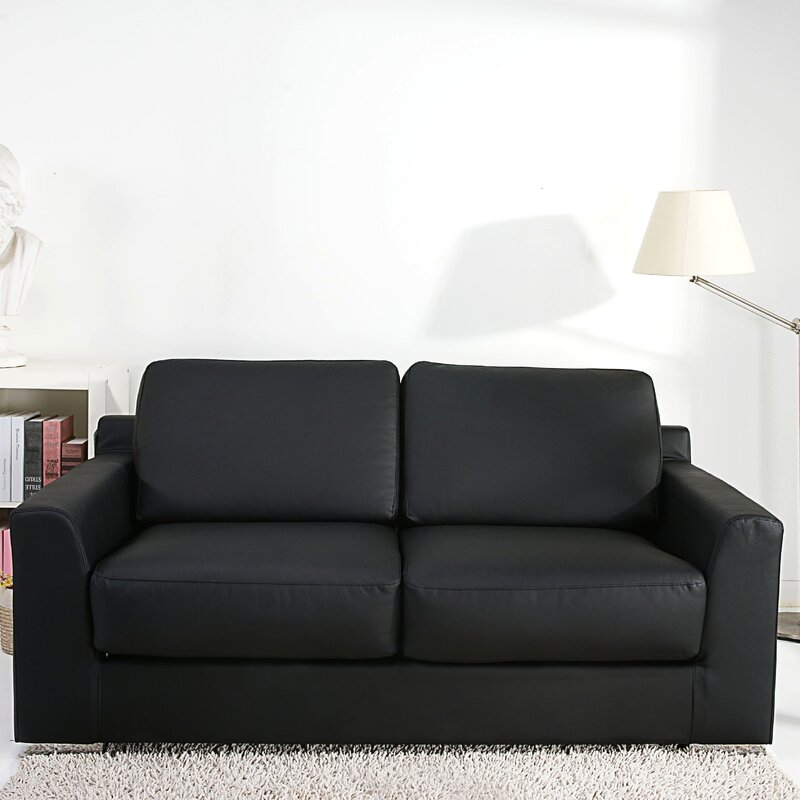 leader lifestyle 2 sitzer schlafsofa paris bewertungen. Black Bedroom Furniture Sets. Home Design Ideas