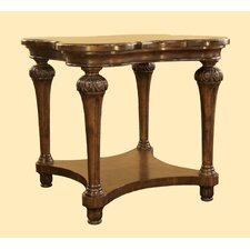 Bellissimo End Table by Eastern Legends