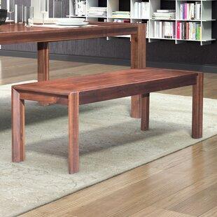 Brayden Studio Riggleman Wood Bench