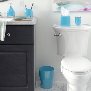Blue Bathroom Accessories Youu0027ll Love   Wayfair