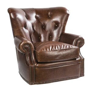 Baron Swivel Armchair by Palatial Furniture