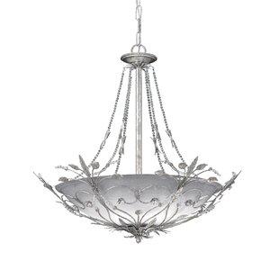 Astoria Grand Shadwell 6-Light Bowl Pendant