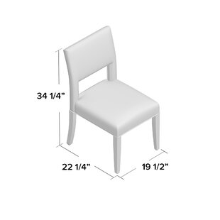Maddox Upholstered Dining Chair