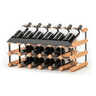 18 Bottle Wine Rack By Symple Stuff