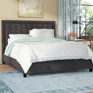 Inexpensive Woodside Upholstered Panel Bed by Three Posts Reviews (2019) & Buyer's Guide