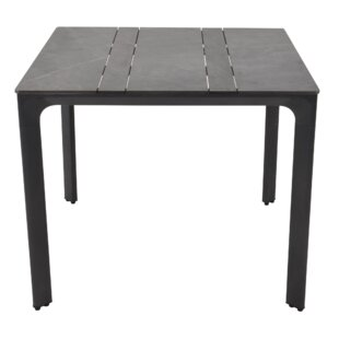 Paros Aluminium Dining Table By Lesli Living