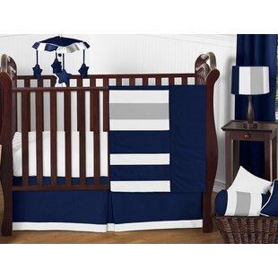 Savings Stripe 11 Piece Crib Bedding Set BySweet Jojo Designs
