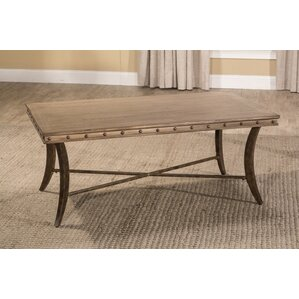 Luxton Coffee Table by Loon Peak