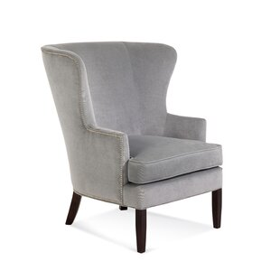 Tredwell Wingback Chair by Bra..