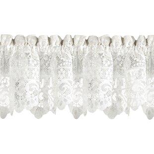 Lace Kitchen Curtains Wayfair