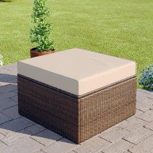 Sidney Stool With Cushion By Sol 72 Outdoor