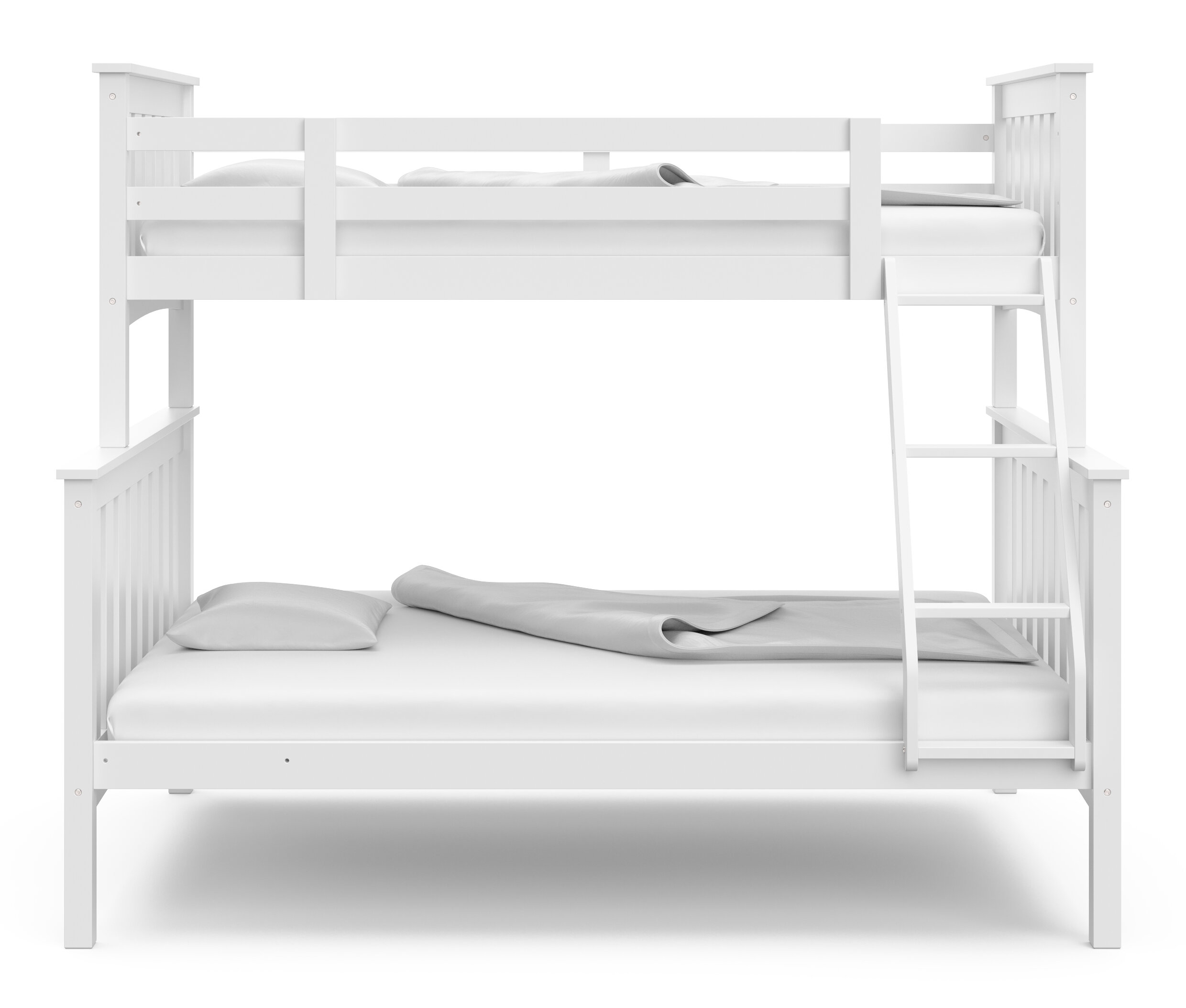 Thomasvillekids Twin Over Full Bunk Bed Reviews Wayfair