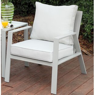 Belleville Patio Chair with Cushion