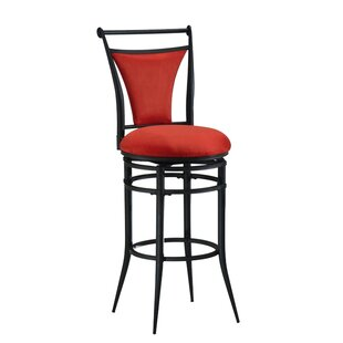 Ashley 26 Swivel Bar Stool Latitude Run