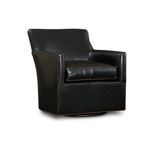 Zander Swivel Armchair by Leathercraft