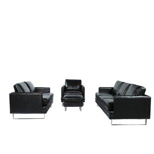 Orren Ellis Love Configurable Living Room Set