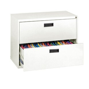 400 Series 2-Drawer  File Cabinet by Sandusky Cabinets