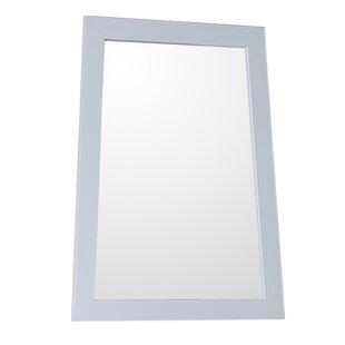 Bellaterra Home Framed Bathroom/Vanity Wall Mirror