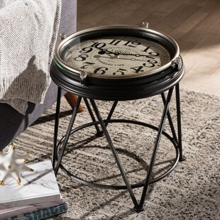 Szeto Tray Table by Gracie Oaks