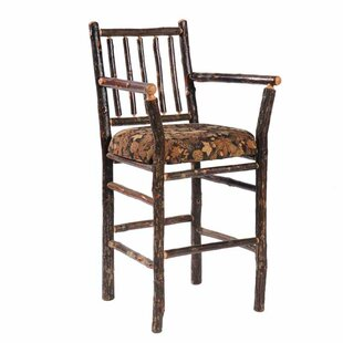 Best Reviews Hickory 30 Bar Stool by Fireside Lodge Reviews (2019) & Buyer's Guide