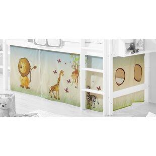 Josefa 2 Piece Curtain Set (Set Of 3) By Zoomie Kids