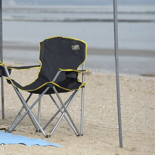 Heavy Duty Folding Camping Chair by QuikShade